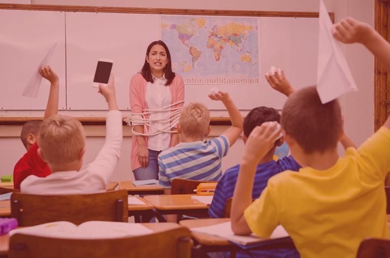 Como melhorar a indisciplina na escola